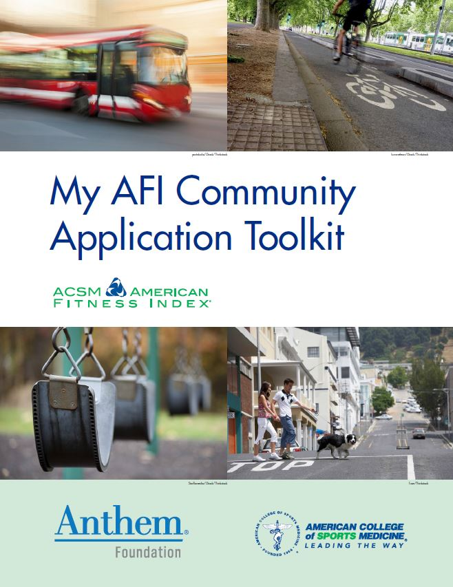 My AFI Toolkit cover